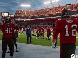 Madden 22 Screenshot - Tom Brady