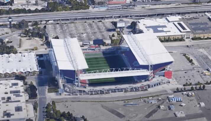 Toronto Argos Stadium BMO Field