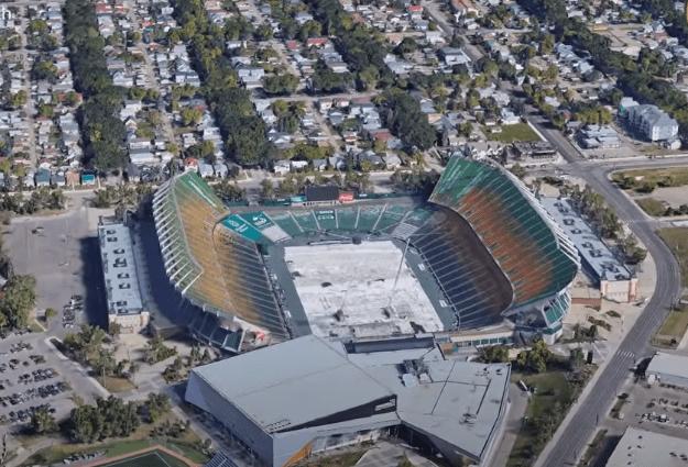 Edmonton CFL Stadium