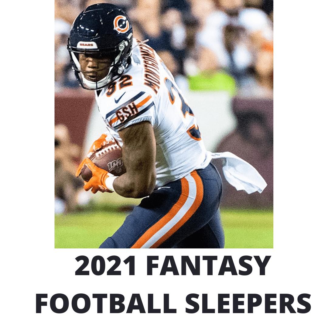 Fantasy Football Sleepers David Montgomery