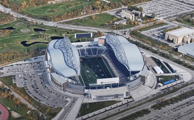 Winnipeg CFL Stadium