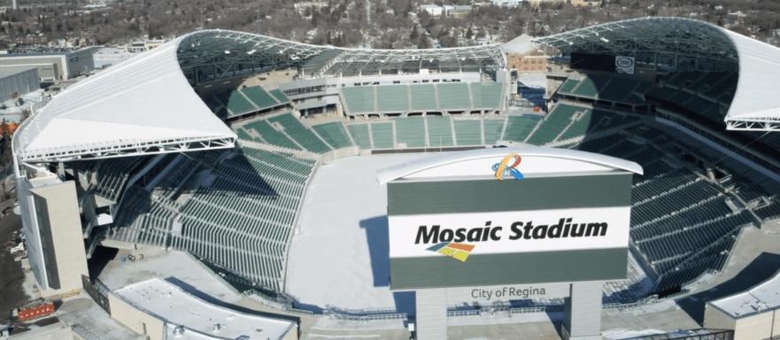 Roughriders CFL Stadium