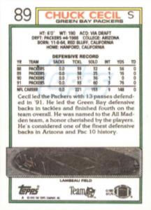 chuck-cecil-1992-topps-card